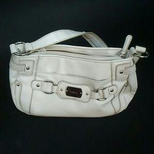 Liz & Co Women's white Shoulder bag